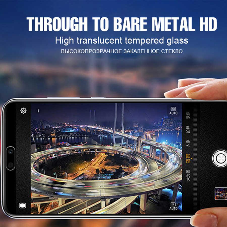 Kính Cường Lực Cho Huawei P20 Lite Kính Bảo Vệ Bảo Vệ Trường Hợp Trên Huwei P 20 Lite 20 lite Nova 3e 3 E 3 Màn Hình 9 h Đầy Đủ Bìa