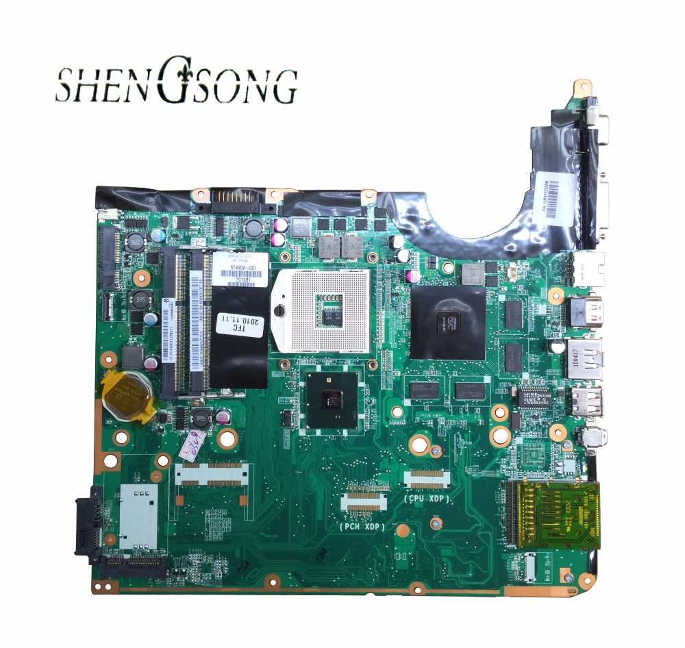 Free Shipping For HP DV6 DV6-2000 motherboard 574902-001 Motherboard 100% Tested OK цена