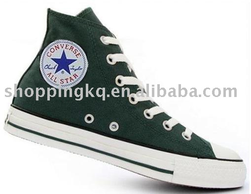 Chuck Taylor All-Star High Boots Shoe Men s Women s Canvas Sports Shoes-Dark  Green Free Shipping f9fc6a055e89