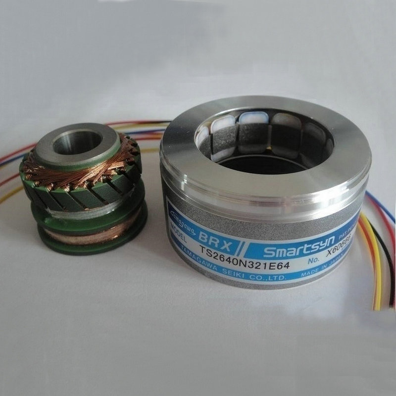 Smartsyn Built-in split type rotary transformer TAMAGAWA TS2640N321E64 rotary encoder Resolver цены онлайн