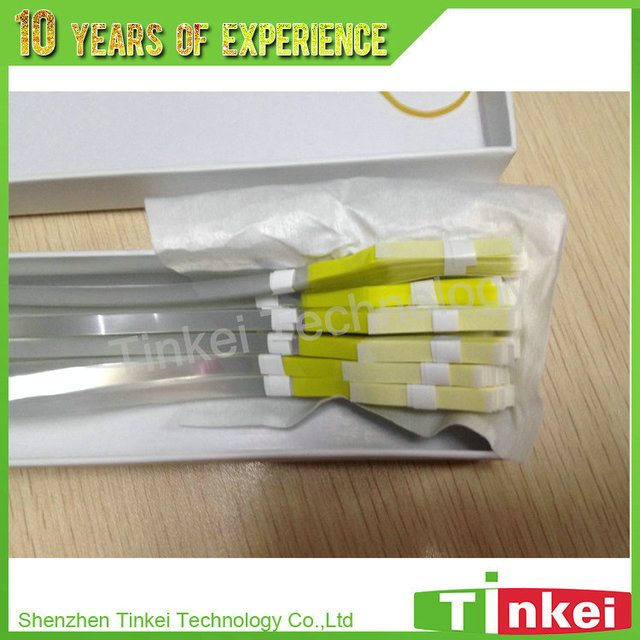 1108C 1108GC 1112C 1116C 1124C smt splicing extender extension splice tape yellow(1 pack)