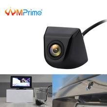 AMPrime Автомобильная камера заднего вида металлический корпус автомобиля заднего вида камера автомобиля монитор для парковки 170 градусов мини Автостоянка обратная резервная камера