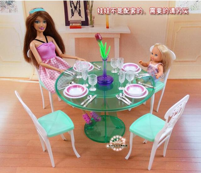 Nowy Prezent Na Boze Narodzenie Dom Zabaw Zabawki Dla Dzieci Meble