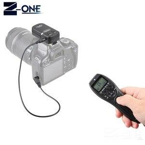 Image 4 - YouPro MC 292 S1 inalámbrico temporizador mando con control remoto de liberación para Sony A900 A850 A700 A580 A550 A950 A99 A77 A57 A55 A35 A33