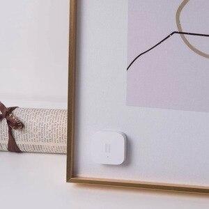 Image 4 - Orijinal Aqara titreşim/şok sensörü Gyro dahili hareket sensörü Xiaomi Mi ev App uluslararası sürüm
