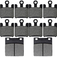 For KAWASAKI ZX-12R ( ZX1200 B3/B4/B6F) ZX12R ZX 1200 2004 2005 2006 Motorcycle Brake Pads Front Rear