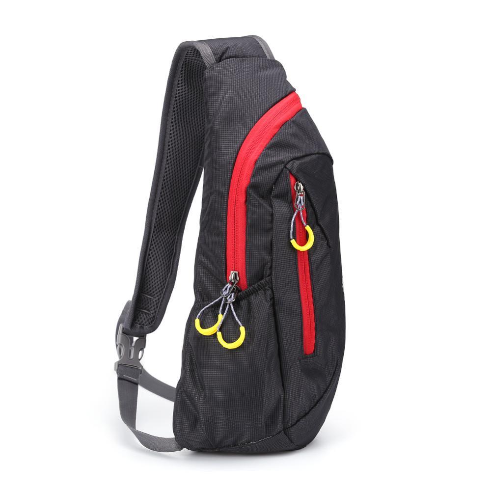 Водонепроницаемая Спортивная Сумка для кемпинга, уличные дорожные сумки для женщин и мужчин, нагрудный спортивный рюкзак, рюкзак на плечо, рюкзак rucksack men rucksack womenrucksack backpack   АлиЭкспресс