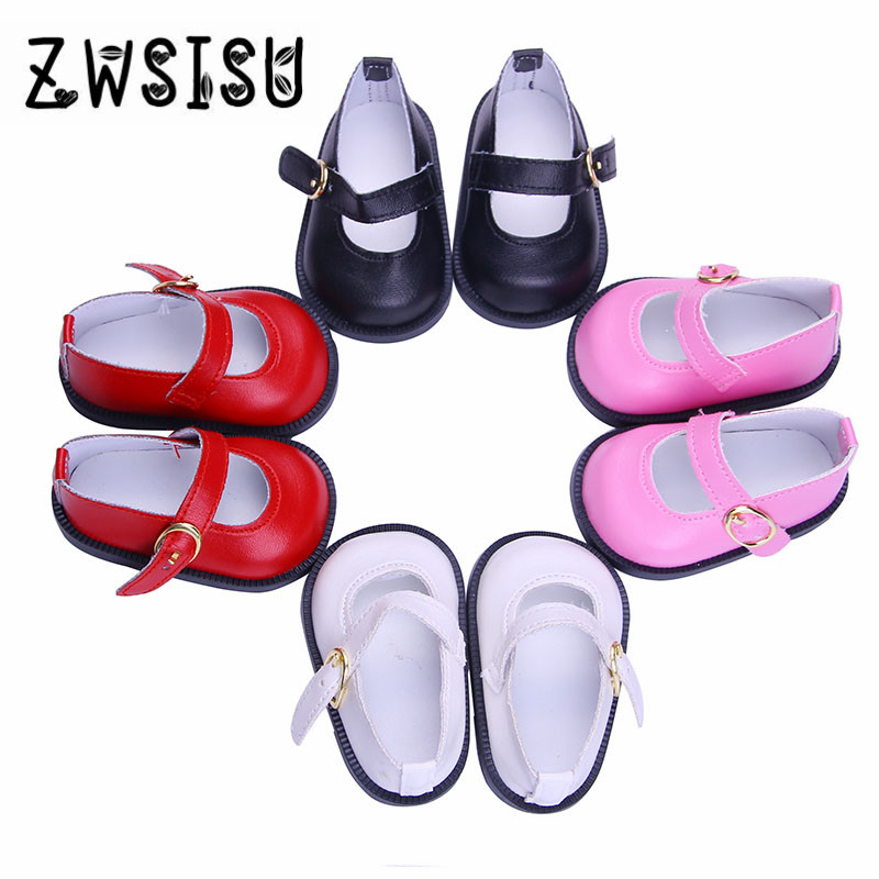 Best sweet girl Gift Many new styles shoes for American girl doll party