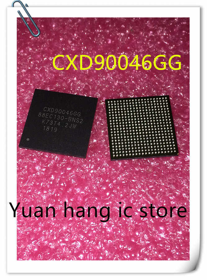1 pz/lotto CXD90046GG CXD90046 BGA ORIGINALE