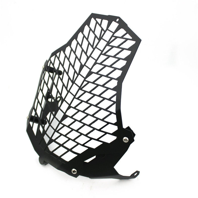 Motorcycle Stainless Steel Headight Protector Cover For Ktm 1290 Adv