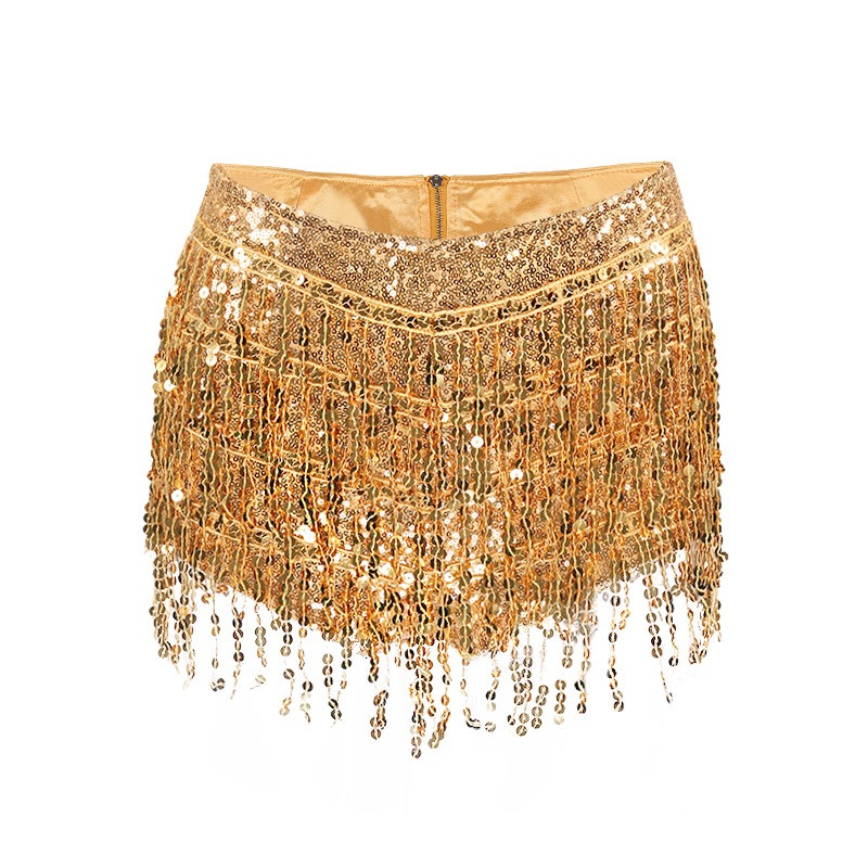 3fb12efca3b2 top 9 most popular sequined mini shorts brands and get free shipping ...