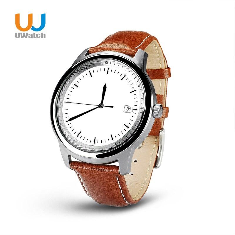 UWatch 2016 New Bluetooth DM365 font b SmartWatch b font Touch Screen Anti lost Sleep Monitor