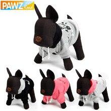 Freeshipping Productos Para Perros Mascotas de Invierno Con Capucha Traje de Perro Grande perro de Perrito Escudo Ropa Ropa de Invierno Perro XS-XL 4 Opciones