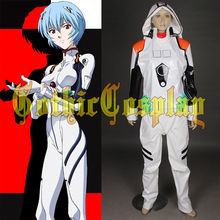 Free Shipping font b Anime b font Neon Genesis Evangelion Ayanami Rei font b Cosplay b
