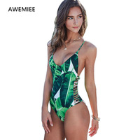 2017 New Sexy Swimming Suit Women S One Piece Swimsuit Biquinis Bathing Suit Swimwear Female One