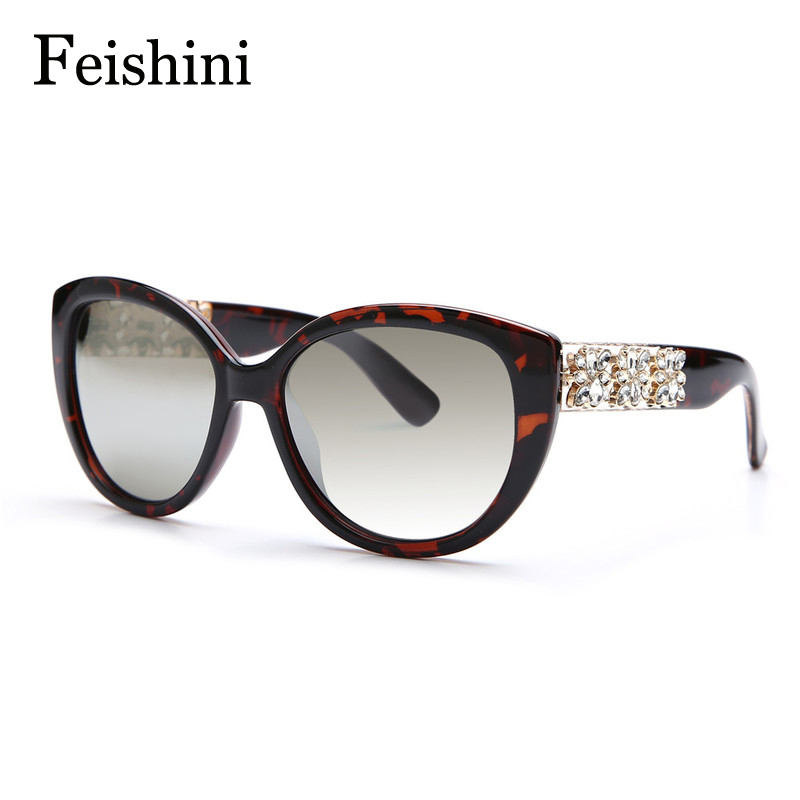 FEISHINI Latest European Popular Of Artificial Crystal Embel