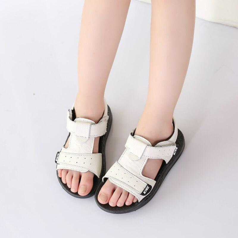 Wyjątkowe sandały dla chłopców Panda Letnie dziecięce buty dla - Obuwie dziecięce - Zdjęcie 2