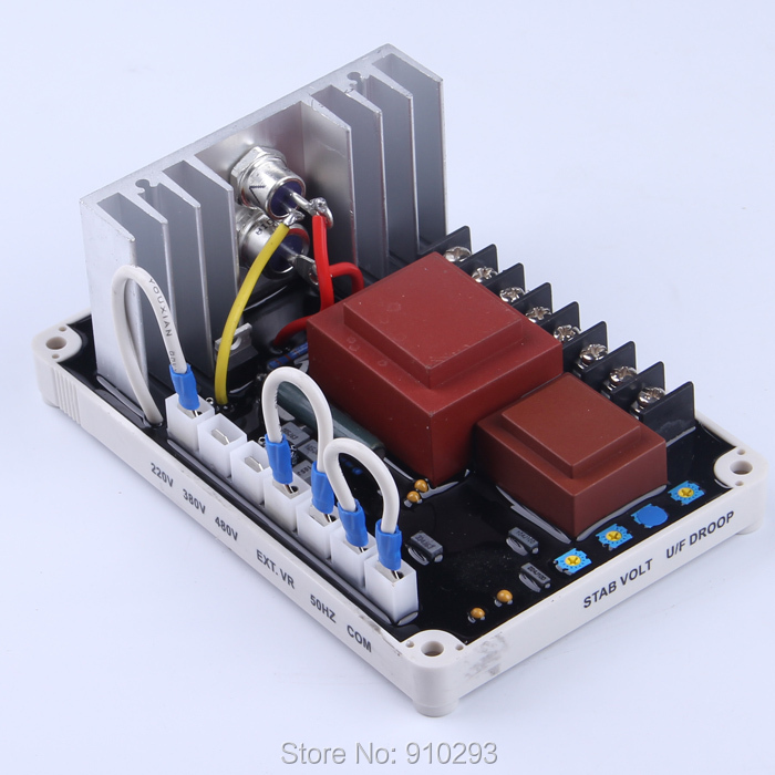 EA15A-2 AVR for brushless alternator