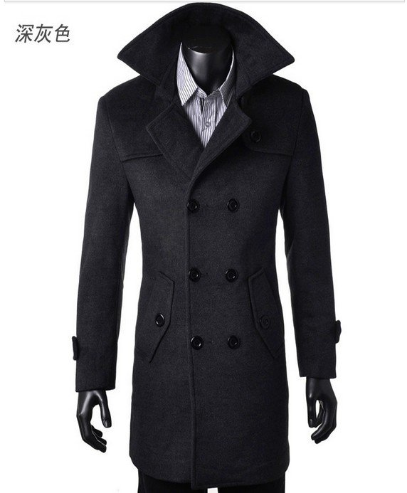 Find great deals on eBay for mens black wool trench coat. Shop with confidence. Skip to main content. eBay: Mens Korean Trench Coat Wool Blend Long Slim Fit PU Leather Sleeve Jacket Parkas. Brand New · Unbranded. $ Picadilly of London Black Men's Trench Coat Pure Virgin Wool - Size Medium. $ Top Rated Plus.