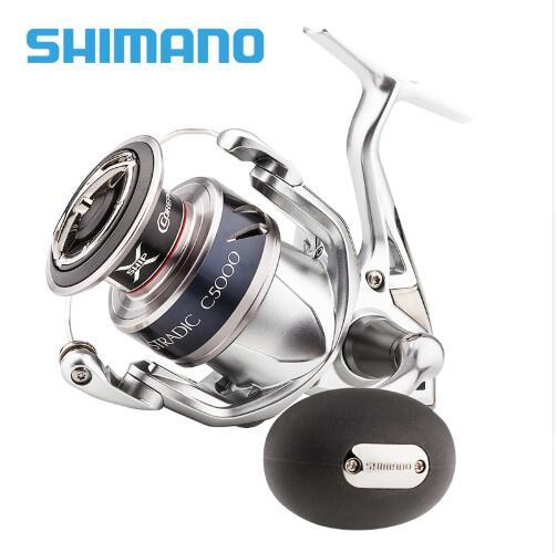 US $129 0 |100% Japan Shimano Stradic FK 1000HG 2500HG C3000HG 4000XG  C5000XGFK Spinning Fishing Reel Saltwater 6+1BB-in Fishing Reels from  Sports &