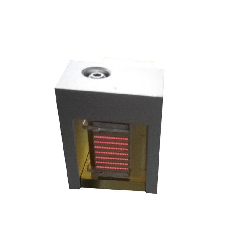 Barra láser de diodos micro CANAL DE 7 bares de 700W para depilación 808