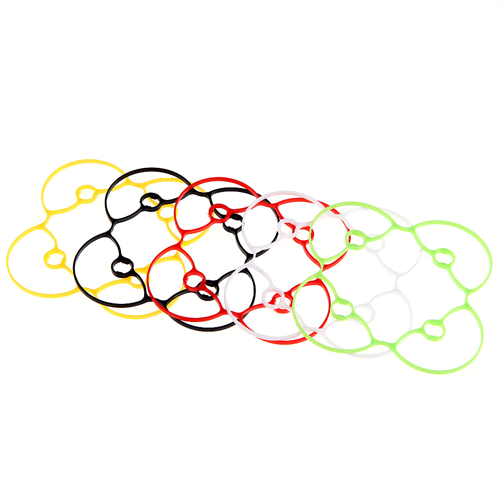 F10546/50 Toy Propeller Props Protection Guard Cover Black Wltoys V272 V282 V292 Mini RC Quadcopter Drone +Freeship - Quick WinOut Technology Co., Ltd store