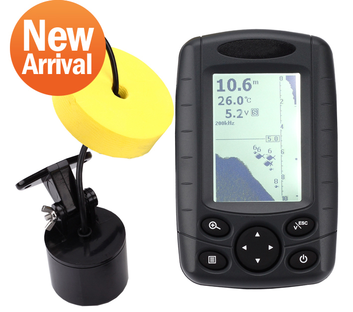 popular portable sonar fish finder-buy cheap portable sonar fish, Fish Finder