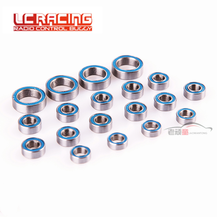 LC Racing L6042 full car bearing cross-country racing speed card LC racing accessories use for many kinds of Model Car ...