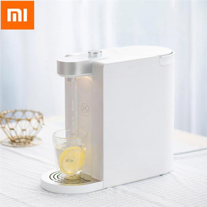 Xiaomi SCISHARE Smart Instant Hot Water Dispenser 3 Seconds Heating Water Temperature Adjustable Drinking Fountain 1