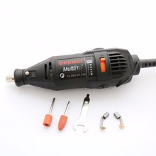 New 220v 180w Electric Dremel Rotary Tool Variable Speed Mini Drill Grinding Machine with EU plug