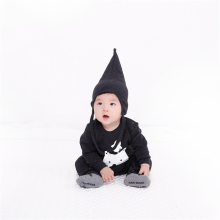 Baby bebes boys girls clothes set romper + hat boy girl clothing infant Autumn Spring children suits