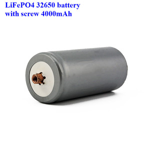 Image 3 - 2pcs a lot screws LiFePO4 battery 32650 4000mAh rechargeable lithium ion cell for Electric bike