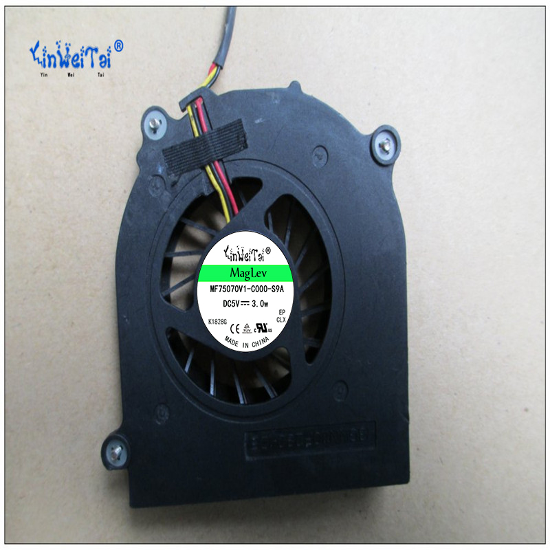 Fans & Cooling 2019 Fashion Brand New And Original Cpu Cooling Fan For Dell Inspiron 1435 Laptop Fan Gb0506pgv1-a 13.v1.b3525.f.gn Udqfzzh22cas Computer & Office