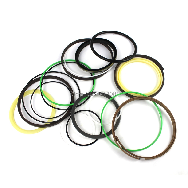 For Komatsu PC400-3 Arm Cylinder Repair Seal Kit 707-98-68100 Excavator Gasket, 3 months warranty for komatsu pc300 3 pc300lc 3 arm cylinder repair seal kit 707 98 67100 excavator gasket 3 months warranty