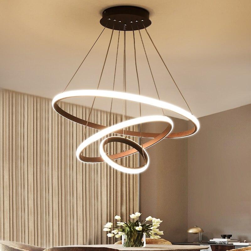 Modern Led Chandelier Light For Living