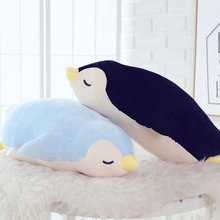 1Pcs 35cm Cute Penguin Stuffed and Plush Toys Soft Doll for Children Christma Best Gifts Christmas birthday gift m283