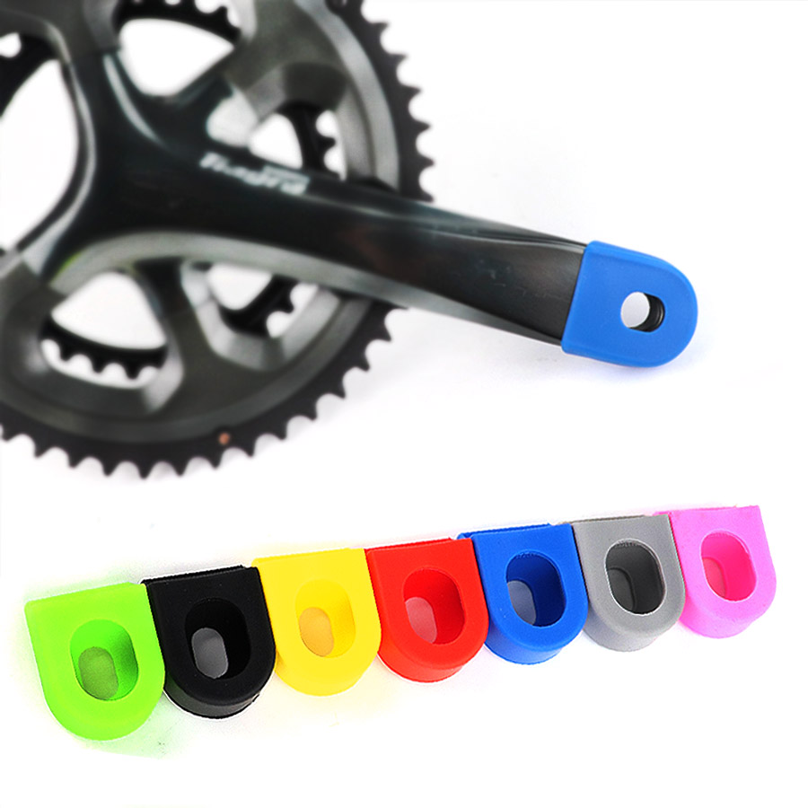 ZTTO MTB Road Bike Gel Cover Protective Boots Crank Protector Crankset Silicone