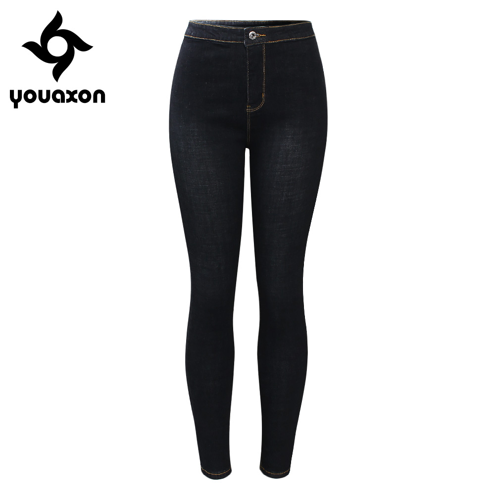 Women's Clothing Jeans Active Catonatoz 2217 Women Fashion Black Punk Motor Biker Pants Women`s Stretch Slim Fit Plus Velvet Thick Snake Pu Leather Pants New Varieties Are Introduced One After Another
