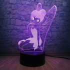 Tinker Bell 3D LED L...