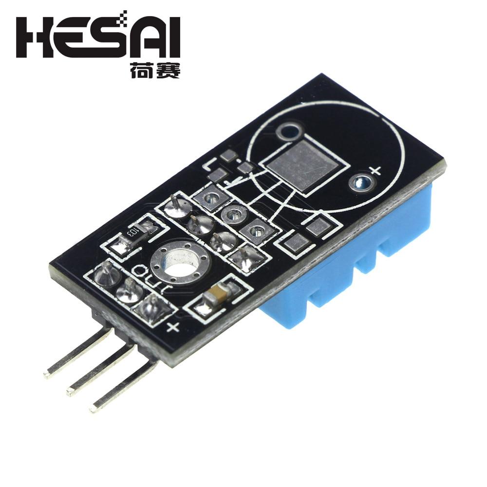 Новый датчик температуры и относительной влажности DHT11 модуль с кабелем для arduino Diy Kit