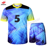 Design Your Own Polyester Shirts Custom Soccer Uniforms Wholesale Custom Thai Quality Cheap Soccer Jersey