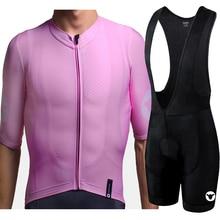 цена на 2018 cycling jersey summer pro team short sleeve cycling kit fietskleding wielrennen zomer heren set bretelle ciclismo bib pants