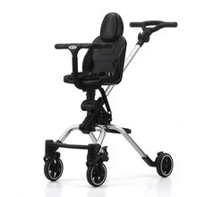 лучшая цена High landscape two-way baby stroller lightweight folding four wheel shock absorber baby artifact