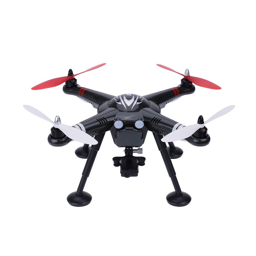 XK Радиоуправляемый Дрон gps Gimbal 2,4 г Антенна 1080 P HD Камера 6 оси гироскопа RC Quadcopter RTF с головы режим 30 минут время полета Радиоуправляемый Дрон ...