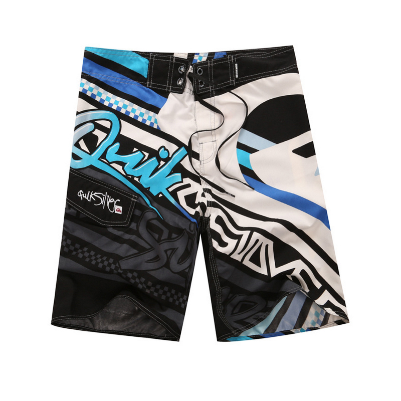 Swimming Beach Shorts Men Swimwear Quick Dry Swimsuit Swim Trunks Beachwear Bathing Surf Summer Running Pocket Bottoms