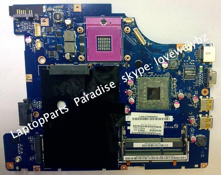 ФОТО Free shipping New For Lenovo G460E Laptop Motherboard LA-7011P Rev:1.0