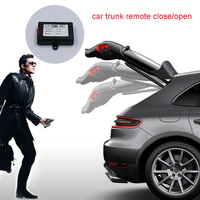 Car trunk closer/car window close/Folding Rear Mirror and Close Sunroof and more function fit for Porsche Cayenne/Panamera/Macan