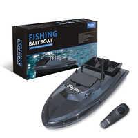 Flytec RC bateau V007 2011-5 Version mise à jour intelligente numérique automatique Modulation de fréquence dispositif de radiocommande à distance outil de pêche