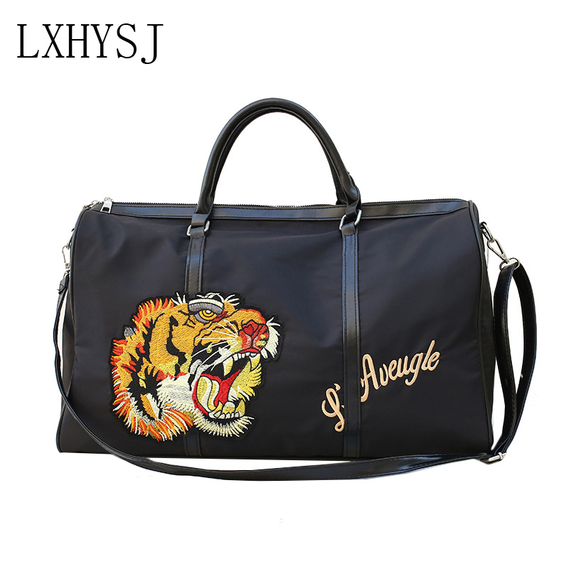 JTRVW Luggage Bags for Travel Aloha Hawaiian Floral Travel Lightweight Waterproof Foldable Storage Carry Luggage Duffle Tote Bag