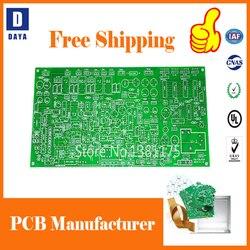 จัดส่งฟรีต่ำราคา PCB ต้นแบบผู้ผลิต,1-6 ชั้น FR4 Pcb, อลูมิเนียมยืดหยุ่น PCB,Stencil,Pay Link 7